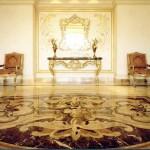 Hilton-rug
